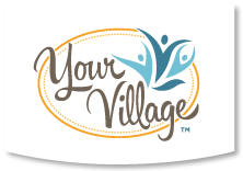 your village logo footer