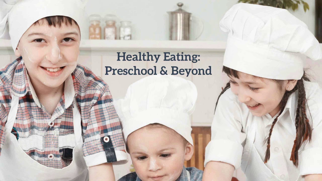 children healthy eating