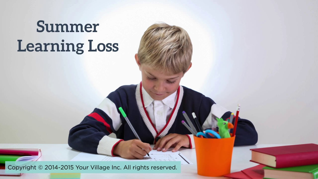 Summer Learning Loss