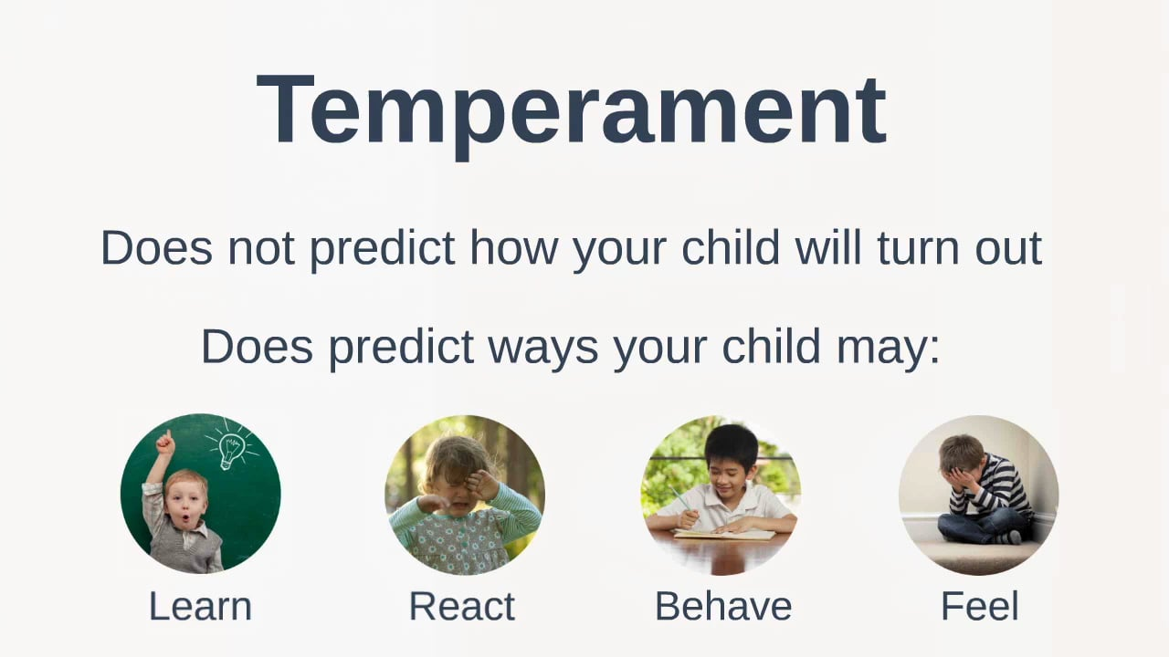 child's temperament