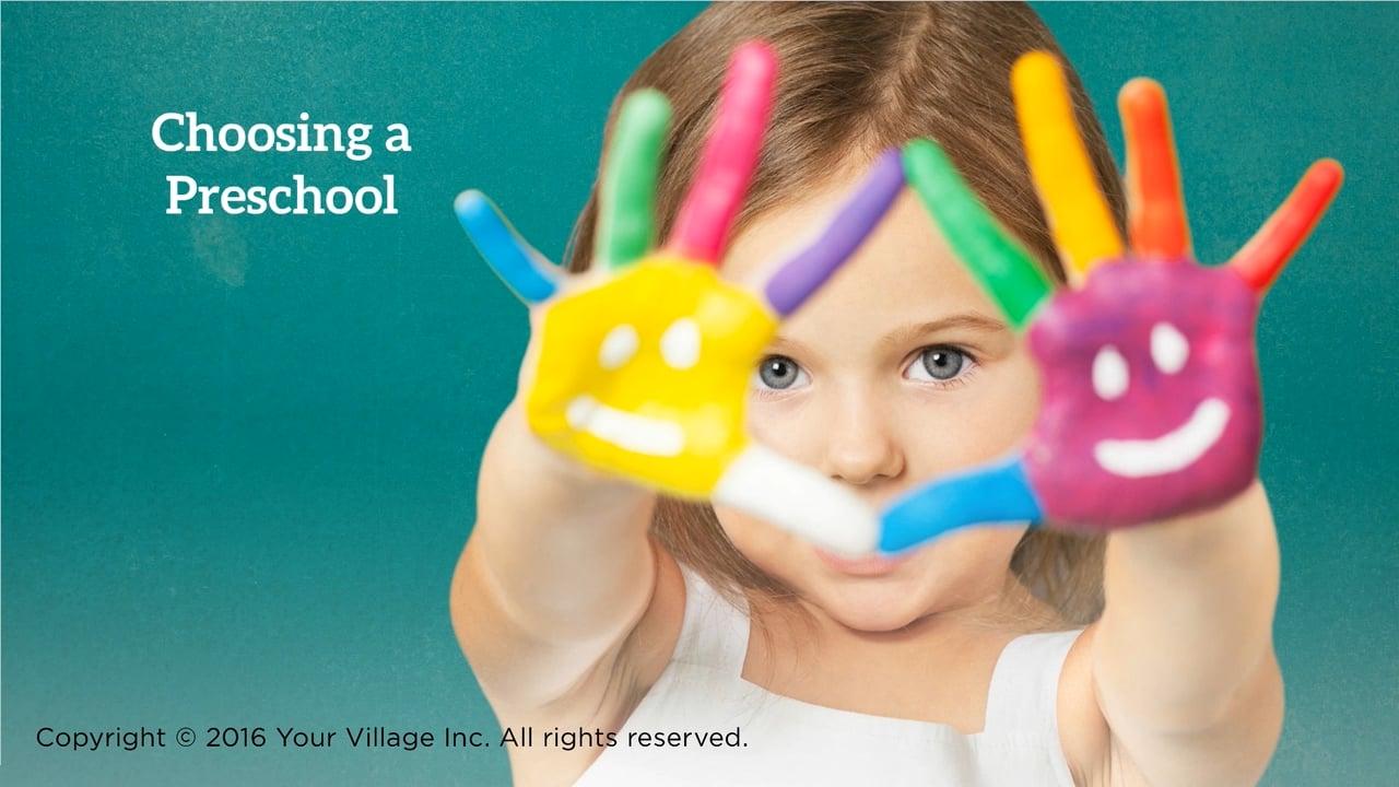choosing preschool choosing a preschool your 645